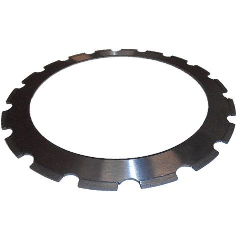 CLASSIC RING pour découpeuse à couronne ring (biais)