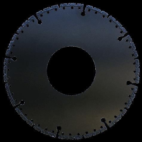 EXA BLACK pour machine Pipe Tool (face)