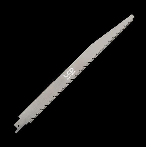 Lame crantée diamantée pour scie sabre